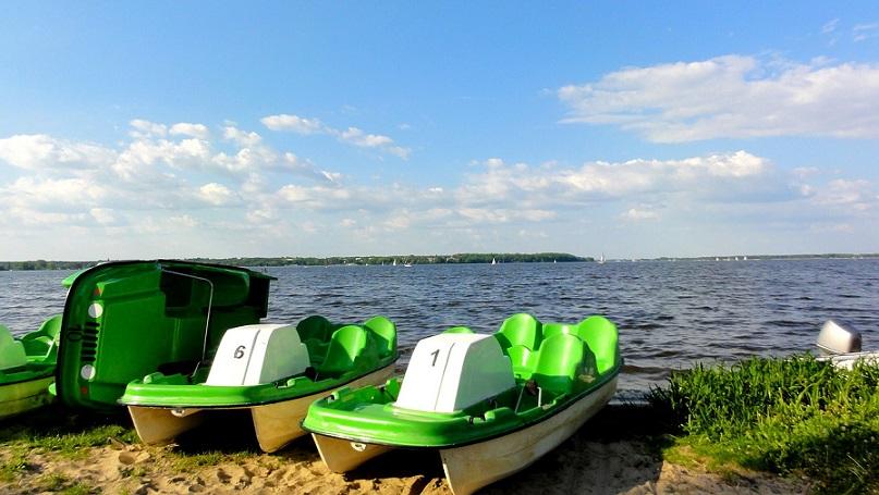 Gdzie popływasz na Mazowszu
