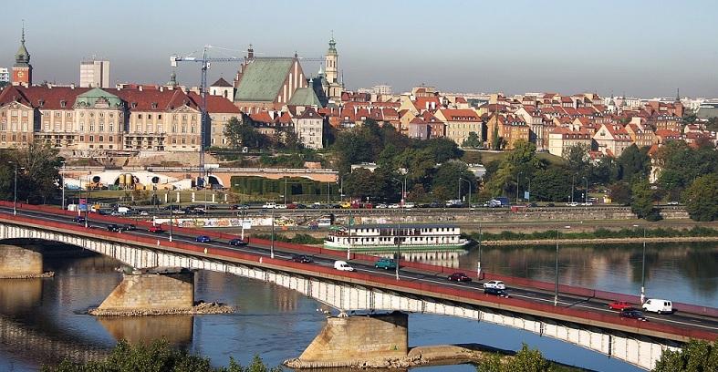 Most Śląsko Dąbrowski w Warszawie