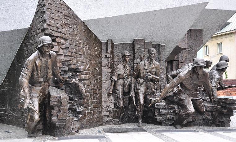 Powstanie Warszawskie obchody pomnik