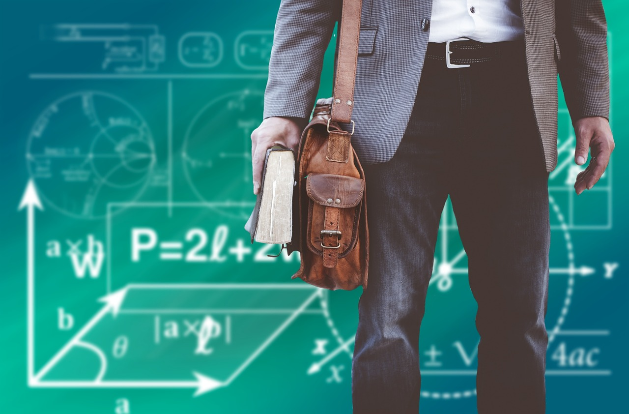 nauczyciel i jego pensja