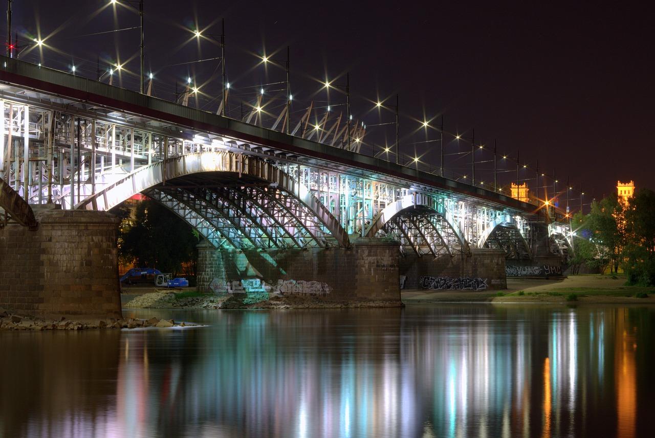 most w Warszawie