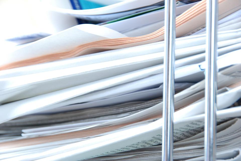 nieszczenie dokumentów