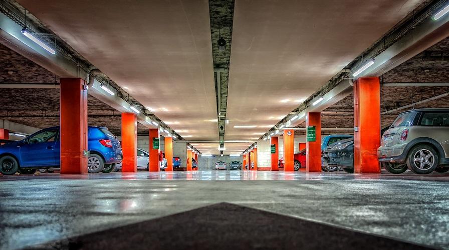 parking miejski - nowe miejsca parkingowe