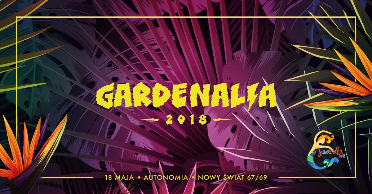 gardenalia 2018 warszawa