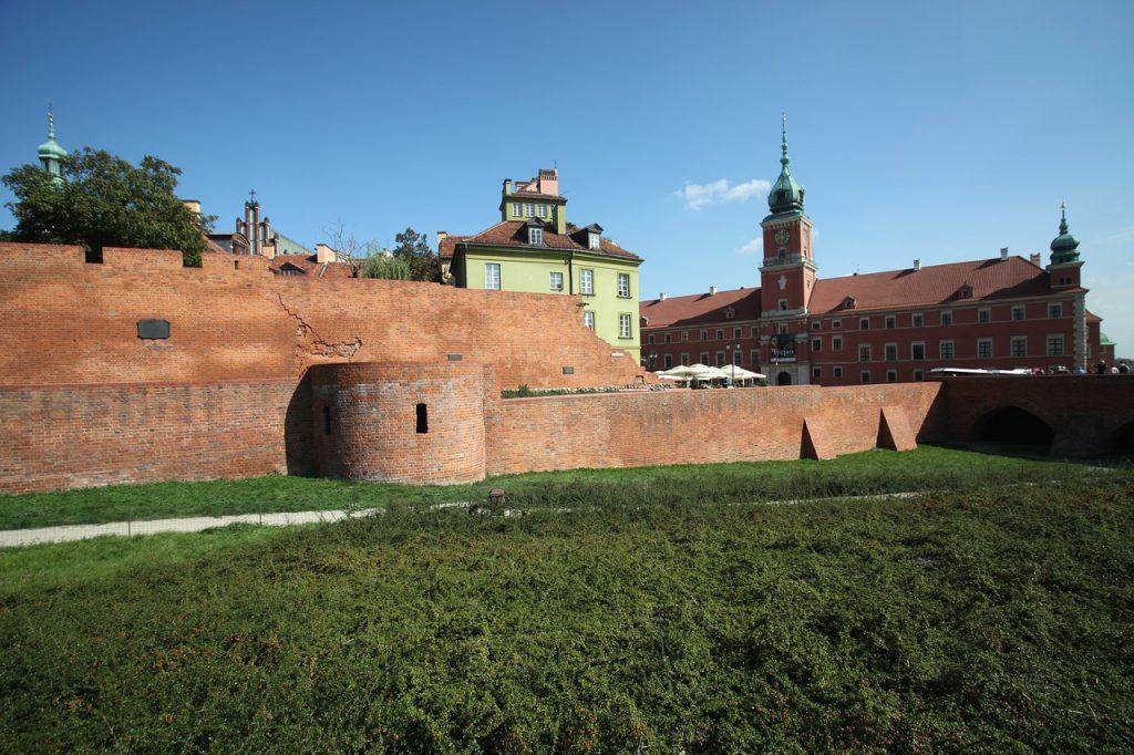 Warszawskie mury