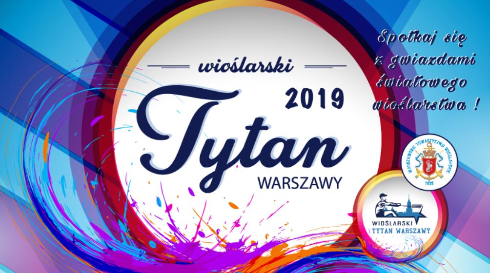 wioślarski Tytan Warszawy