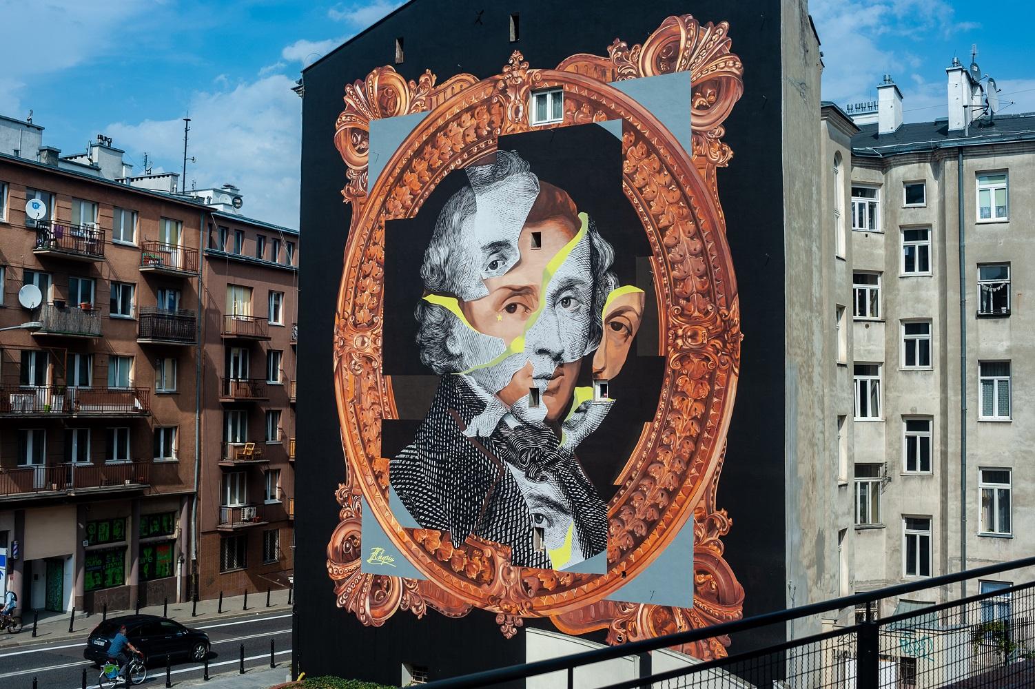 mural chopin tamka