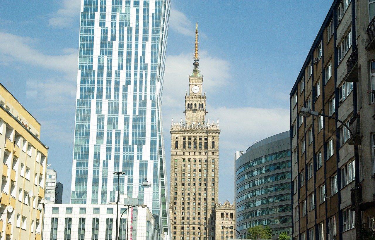Gdzie w Warszawie można wejść na dach?