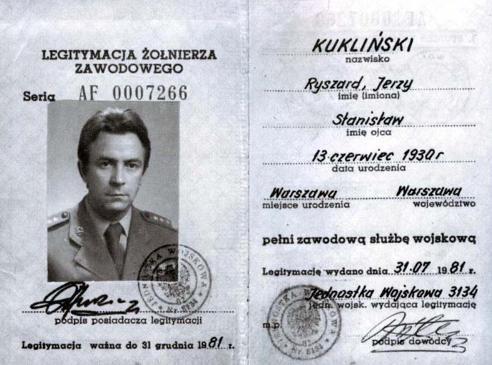Ryszard Kukliński – biografia
