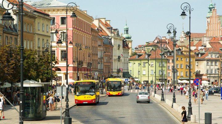 Krakowskie Przedmieście – jedna z najpopularniejszych ulic w Warszawie