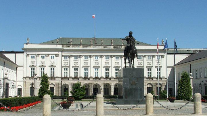 Pałac Prezydencki w Warszawie – opis i historia