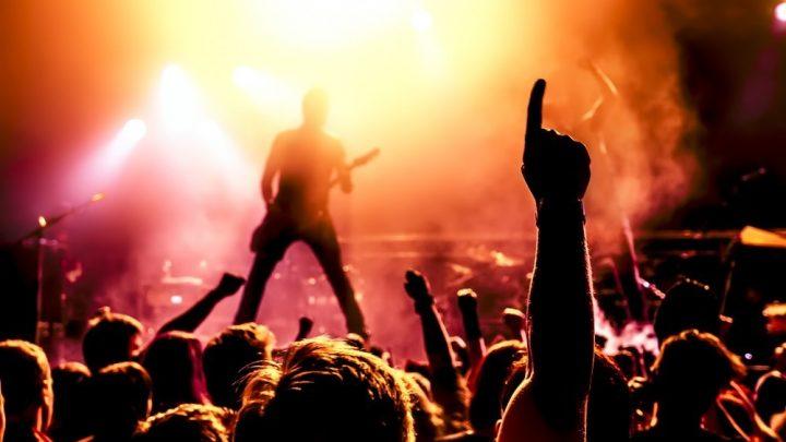Koncerty w Warszawie dla fanów mocnym brzmień