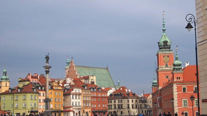 Turystyka w Warszawie – statystyki