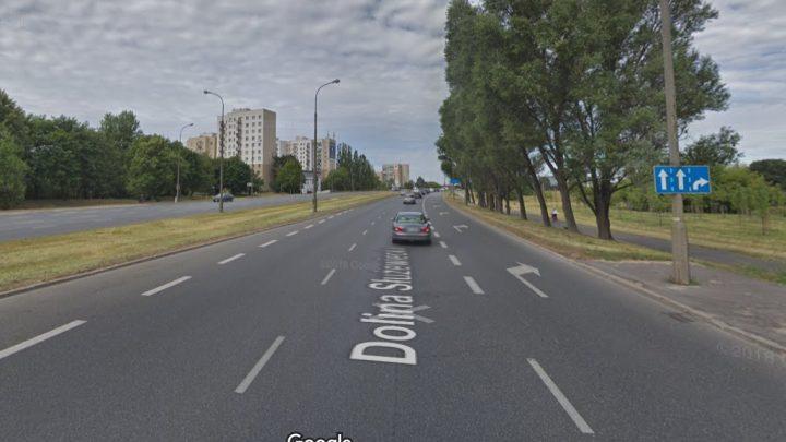 Ulica Dolina Służewiecka w Warszawie