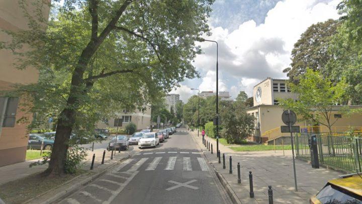 Ulica Miła w Warszawie