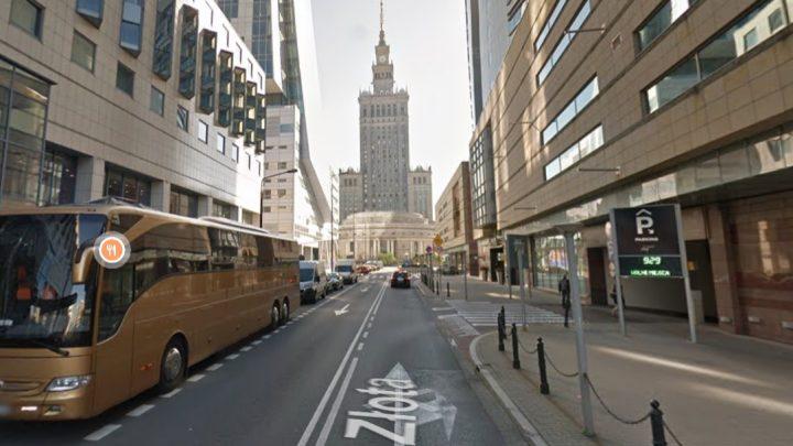 Ulica Złota w Warszawie