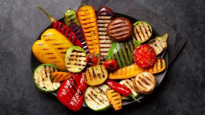 Jakie warzywa na grilla?
