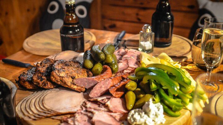 Regionalne produkty spożywcze w Blue City